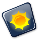 weather, climate icon
