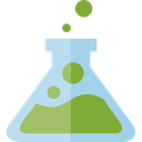 chemistry, lab, experiment, laboratory, scince, flask, research icon