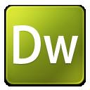 Adobe Dreamweaver 9 icon