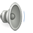 volume, low, audio, 48, gnome icon