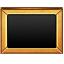 black board, board, school, teach icon