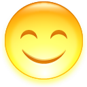 face, happy, smile, fun, funny, emotion, emot, smiley icon