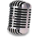 microphone, mic icon