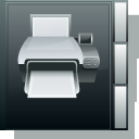 folder, reading, print, printer, read, book icon