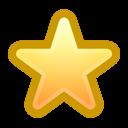 favourite, favorite, star, bookmark icon