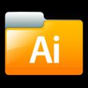 illustrator, adobe icon