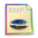 document, bmp, file, paper icon