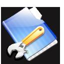 aqua,app icon