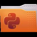 Places folder python icon