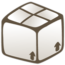 closed, box icon