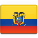 Ecuador, Flag icon