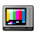 teletext, colour, television, tv icon