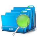 folder,search icon