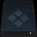 onyx,bootcamp,drive icon