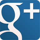 blue, googleplus icon