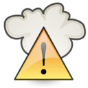 severe, alert, climate, wrong, error, exclamation, warning, weather icon