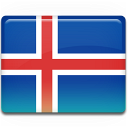 iceland, flag, country icon