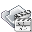 video, folder, film, movie icon