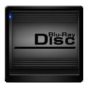 ray, disc, blu icon