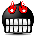 anger, avatar, emot, emotion, face icon