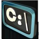 ms, dos icon
