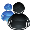 msn, live messenger icon