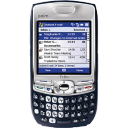 treo, mobile phone, palm, cell phone, handheld, smartphone, smart phone, palm treo 750v icon