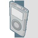 ipod, grey icon