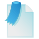 document,tag,bookmark icon