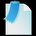 document,tag,bookmark icon