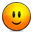 smile, emote icon