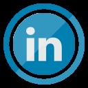 social, media, network, linkedin, logo, communication icon
