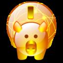 Bank, Piggy, Savings icon