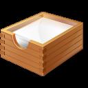 paper, box icon