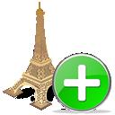 Add, Torreeiffel icon