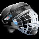 helmet, ice, hockey icon