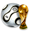 ball,trophy,worldcup icon
