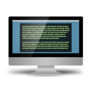 script, computer icon
