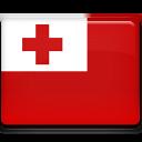tonga, flag icon
