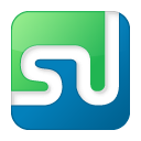 Box, Color, Social, Stumbleupon icon