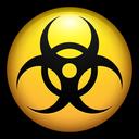 malware, biohazard, adware, virus, danger, malicious icon