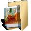 pic, image, photo, picture, folder icon