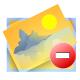 image remove icon
