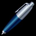 edit, pen, write, jotter, ballpen, parker icon