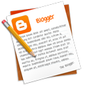 writing, blogger, blog, document, text, write, edit, file, note icon