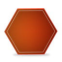 Badge, Red icon