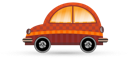 vehicle, transportation, car icon