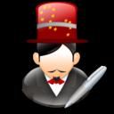 Magician, Write icon