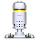 robot,servant icon