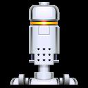 robot,servant icon